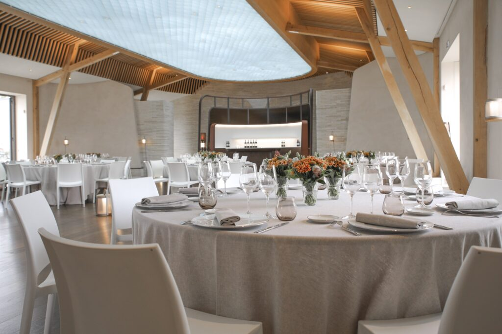 Diner Déjeuner Orangerie Ferrand