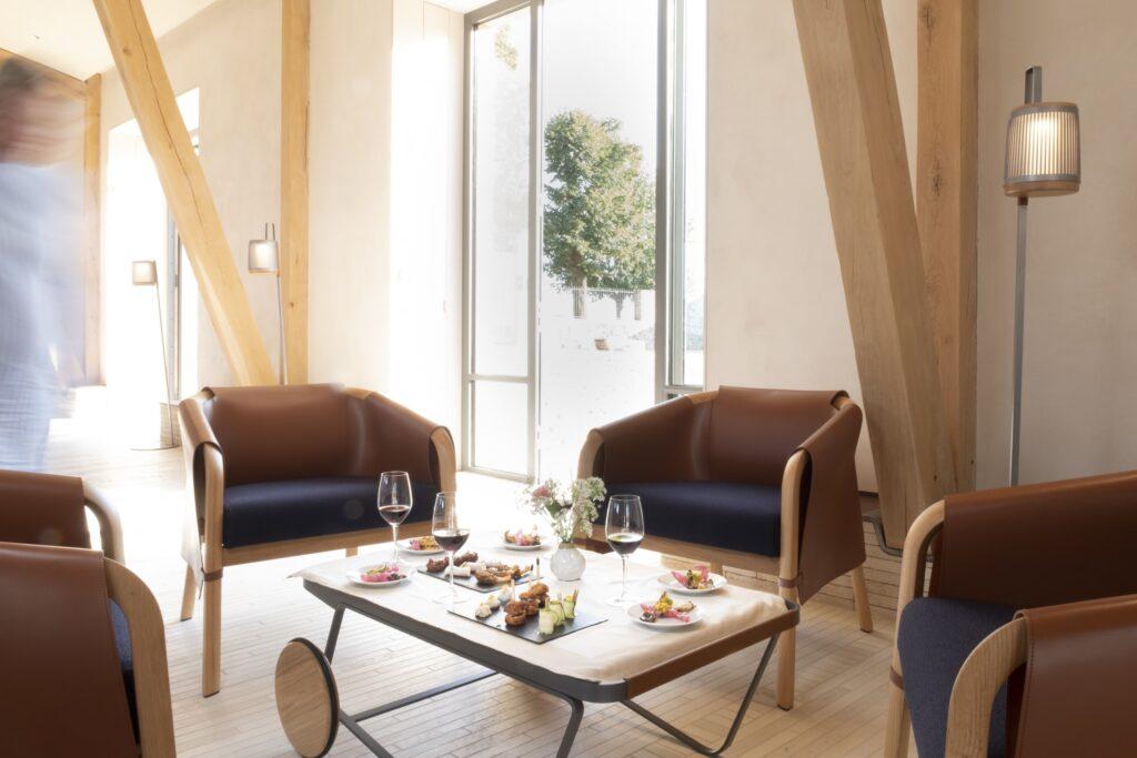 Lounge Attitude Château De Ferrand