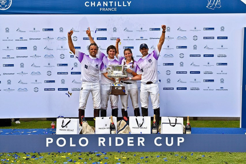 polo rider cup